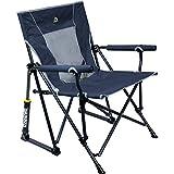 GCI Outdoor Roadtrip Rocker Outdoor Rocking Chair, Midnight For Sale