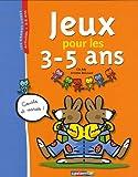 """Afficher """"Jeux pour les 3-5 ans"""""""