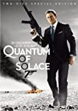 Quantum of Solace (Two-Disc Deluxe Edition with Bonus Book)