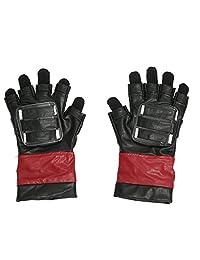 DP Gloves Leather Fingerless Gloves&Woolen Gloves Costume Accessories
