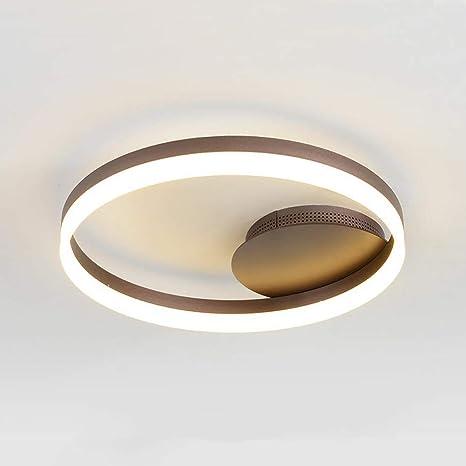 MOCHEN Luz de Techo,40/50/60cm Luz de Techo LED,Downlight ...