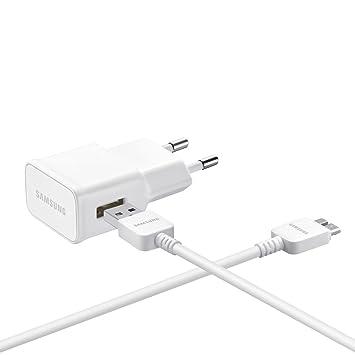 Samsung Cargador EP-TA10EWE Conector Blanco: Amazon.es ...