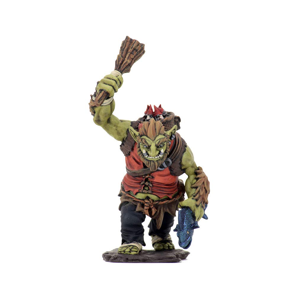WizKids Wardlings Painted RPG Figures Troll