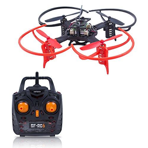 STEM Education Programming RC Drone - 6DX Starter Kit for (132 Programmable Keys)