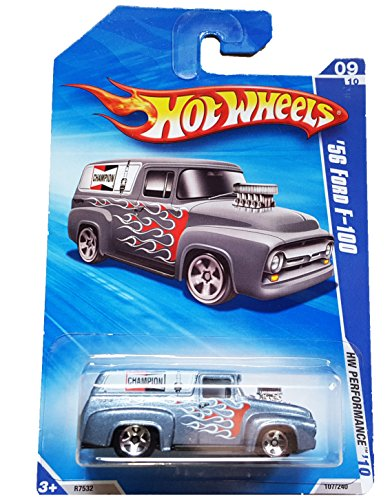 hot wheels 56 ford truck - 9