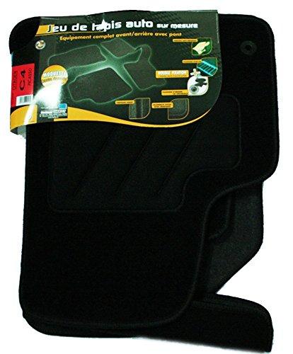 Amazon.es: 3 colchonetas semi fabricados para Citroen C4 ...