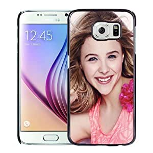 New Personalized Custom Designed For Samsung Galaxy S6 Phone Case For Chloe Moretz Seventeen Magazine 640x1136 Phone Case Cover