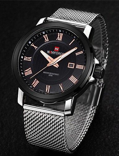 relojes de los hombres de moda de marcas de lujo tira hombres montre reloj de cuarzo resistente al agua diesel militares relojes , hk: Amazon.es: Relojes