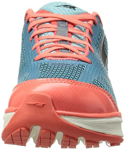 Womens Running Provisioness 2 Running Coral Blue Shoe Altra 7W5aqzxa
