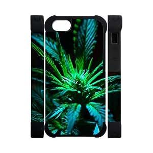 Custom Marijuana Kush Weed Green For SamSung Galaxy S4 Mini Phone Case Cover Dual-protective Polymer at Big-dream