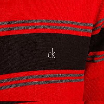 Calvin Klein Golf Men's Full Zip Lined Sweater Jacket - US L - Siren