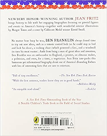 What's the Big Idea, Ben Franklin? (Elementary Science Trade ...