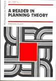 A Reader in Planning Theory, , 0080170676