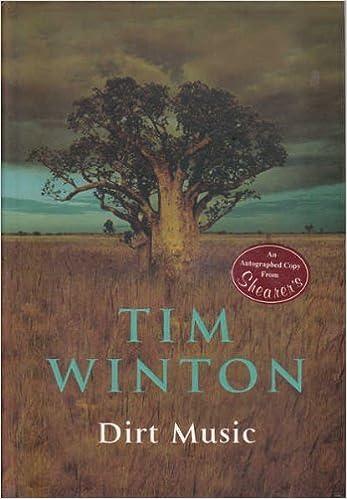 Dirt Music Winton Tim 9780330363235 Amazon Com Books