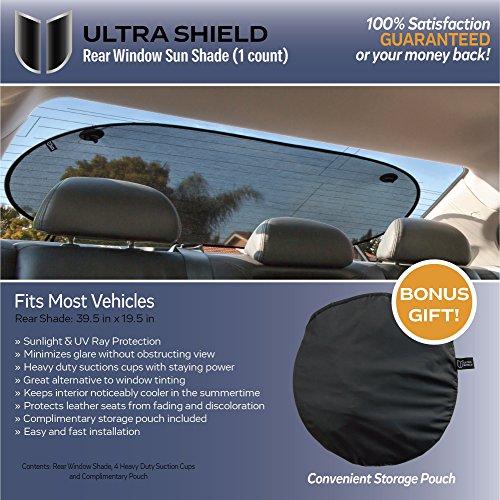 Rear Window Sunshade Shade blocks product image