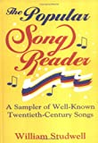 The Popular Song Reader, William E. Studwell and Frank Hoffmann, 1560243694
