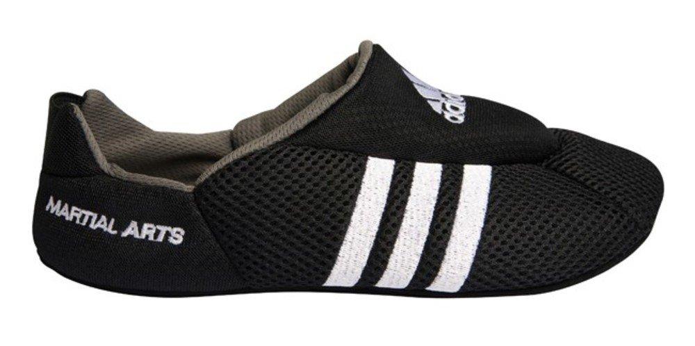 Chaussons dojo ultra legers Adidas noirs ADISH1