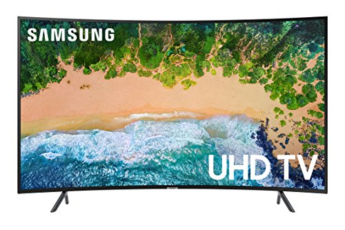 "Samsung UN65NU7300 Curved 65"" 4K UHD 7 Series Smart TV"
