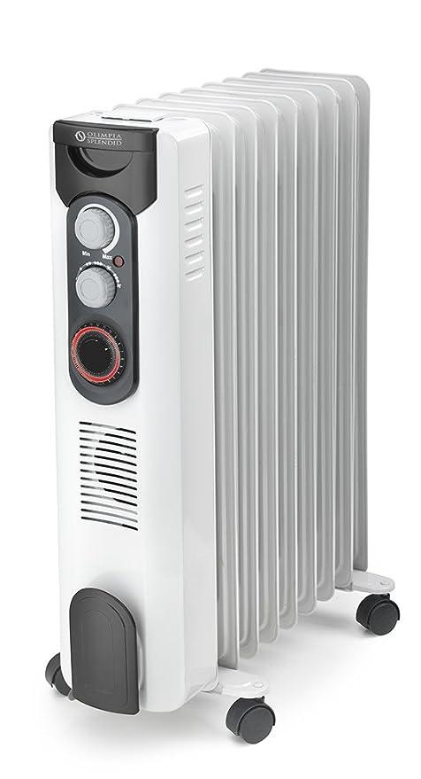 Olimpia Splendid Caldorad 9TT Radiador, 800 W, Blanco