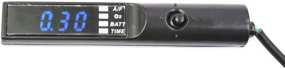 KIMISS 12V Universal Auto Modified Turbo Timer Device Protector,Car Turbo Digital LED Display Parking Time c