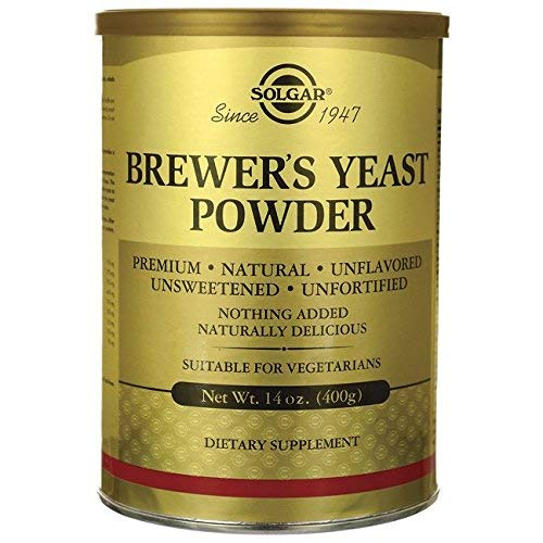 (Solgar - Brewer's Yeast Powder, 14 Ounce - Supports Heart Health and Digestion)