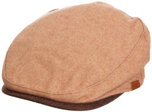 Kangol Tweed - Kangol The Rain Tweed Peebles Cap,Small,Tan