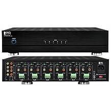 OSD Audio MX1260 12-Channel x 60-Watt Multiroom Distribution Amplifier (Black)