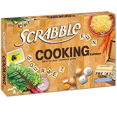 Cooking Scrabble from USAopoly, Inc.