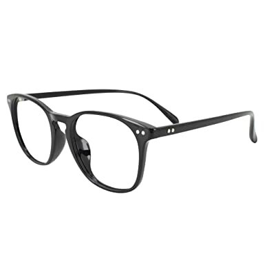 cb64efcce7 KIERAN BLACK TORTOISE FADE Source · EyeYee WayFarer Reading Glasses 0 25  Black Full Rim TR 90 Frame