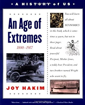 A History of US: Book 8: An Age of Extremes 1880-1917 (History of Us) 0195077598 Book Cover
