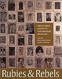 Rubies and Rebels, Monica Bohm-Duchen, R. B. Kitaj, 0853317038