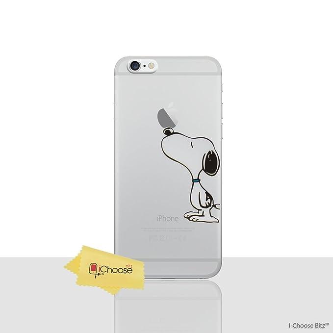 2 opinioni per iCHOOSE Ccaso iPhone 7 / Trasparente Personaggi dei Cartoni Animati Copertura