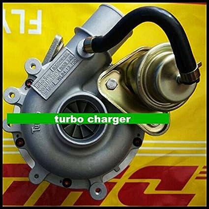 GOWE turbo cargador para GPU RHF5 Turbo para Mazda B2500 Cargador de Turbo motor vj33 vj26