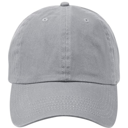 Grey Baseball Cap - 6