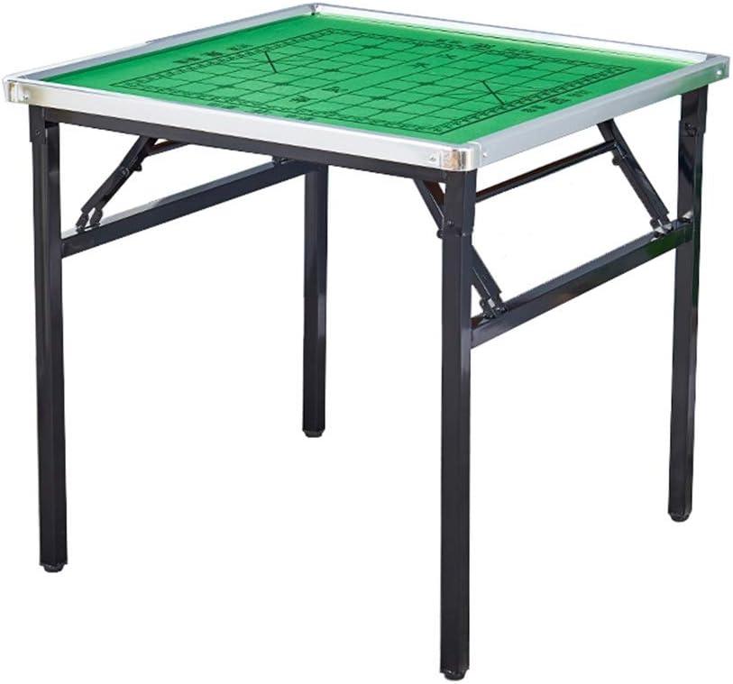 Goedkoop Tafel Opklapbare tafel, klein laptop-bureau, 4-persoons speeltafel, feest-eettafel, woonkamer-tabletrek Picknicktafels (Color : Style2) Style2 RFM0brW