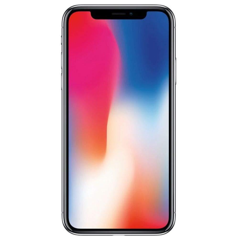 e553cdff8 Iphone X Apple 64GB Prata Tela Super Retina HD Oled 5.8 Ios 11 4G, Câmeras  de 12 MP Mqac2Bz/A: Amazon.com.br: Celulares e Telefonia