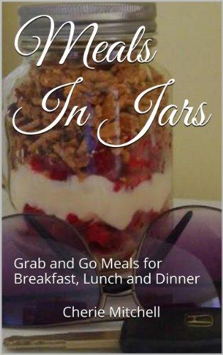 Meals Jars Breakfast Lunch Dinner ebook product image