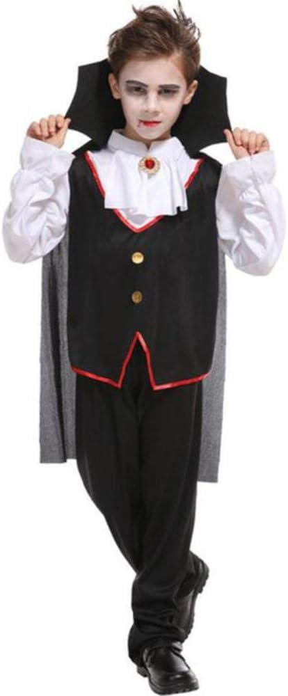 LALY A SHOP Año Nuevo Disfraz de Halloween para niños Vampiro ...