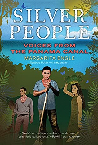 book cover of Silver People