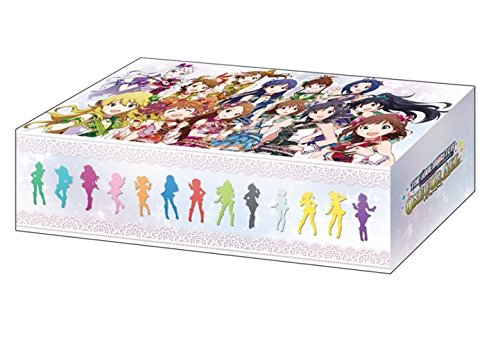 Idolmaster One For All Card Game Character Deck Storage Box Collection Vol.102 J-Pop Waifu Raising Simulation IDOLMSTER