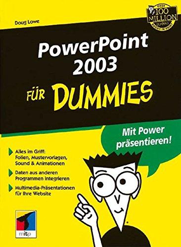 PowerPoint 2003 für Dummies