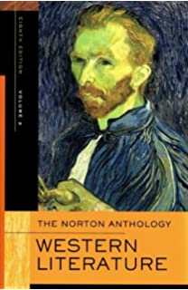Amazon the norton anthology of western literature vol 1 the norton anthology of western literature volume 2 fandeluxe Choice Image