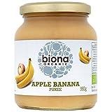 Biona Organic Apple Banana Puree 360g - Pack of 2