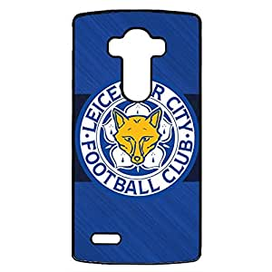 LG G4 Cover Personalized Series Leicester City back cover case