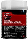 Bondo 261 Lightweight Filler Pint Can - 14 oz. (Pack of 12)