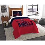 The Northwest Co mpany MLB Los Angeles Angels Grandslam Twin 2-piece Comforter Set