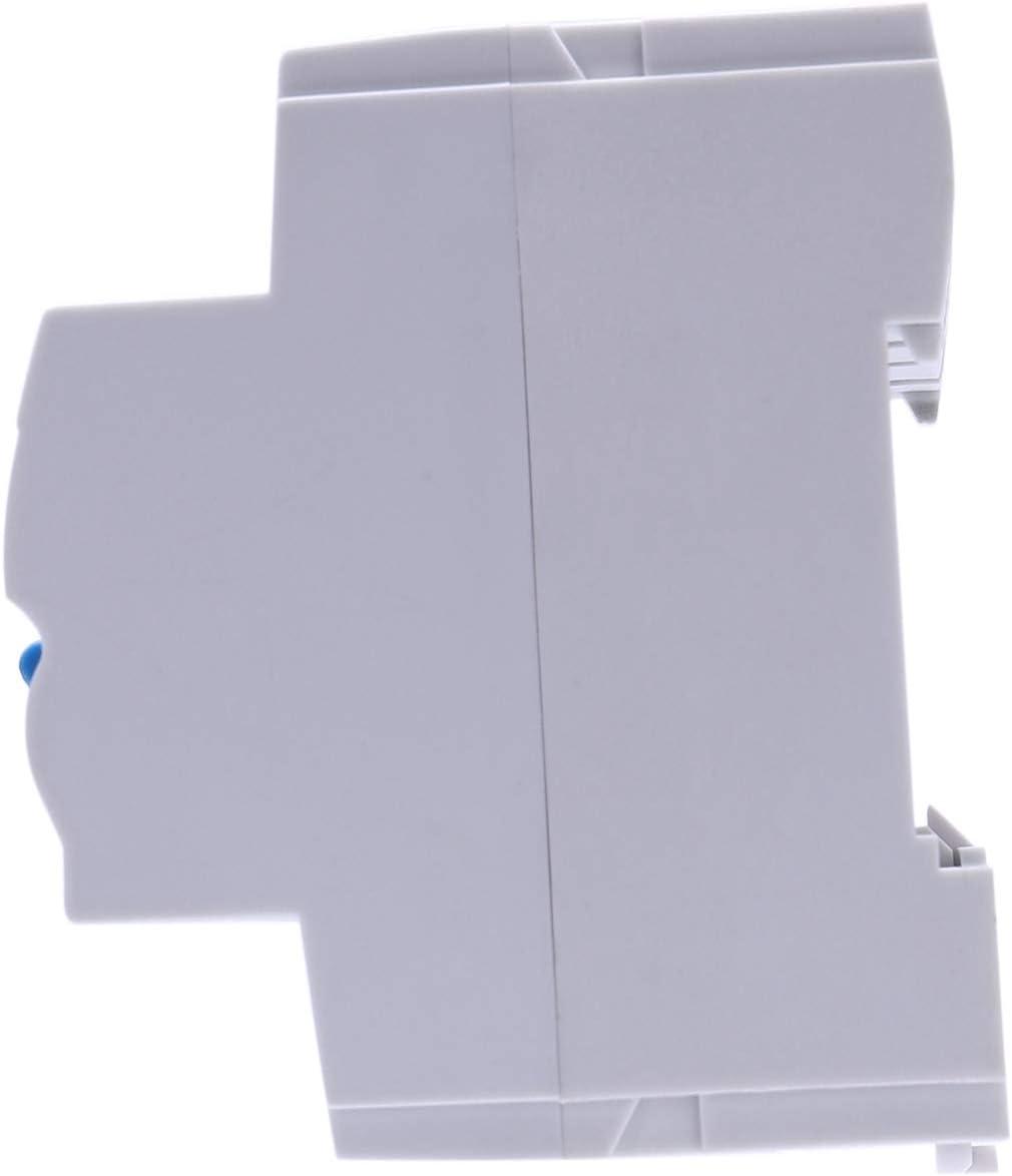 N 63A RCCB Disjoncteur Courant R/éSiduel 400V 30MA /éLectrique Contre les Fuites Disjoncteur Monland BL1E-63 3P