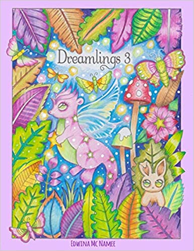 Livre Dreamlings 3 de Edwina Mc Namee