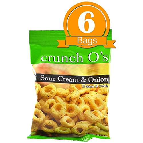 Doctors Best Weight Loss - Sour Cream Crunch O Diet Snacks - 7/bags (Center Snack)