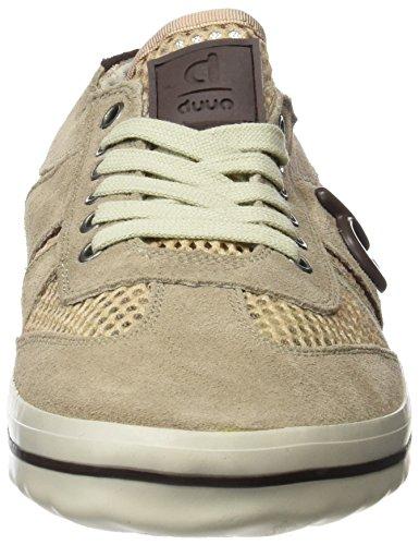 DUUO Pere, Sneaker Basse Uomo Beige